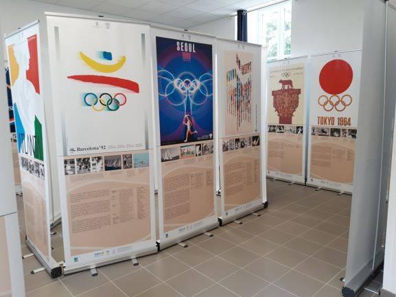 Les Jeux olympiques au Louarnig Park